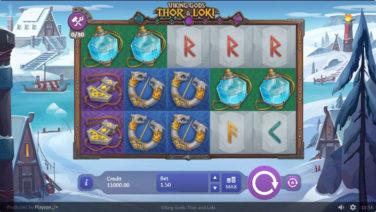 viking gods thor and loki screenshot 2