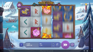 viking gods thor and loki screenshot 3