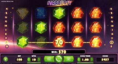 starburst screen shot 3
