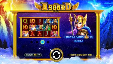 Asgard print screen