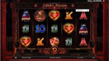 Liliths Passion screenshot 1