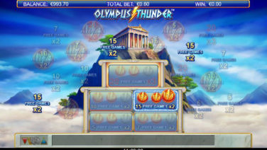 Olympus Thunder screenshot (1)