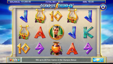 Olympus Thunder screenshot (2)