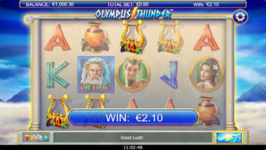 Olympus Thunder screenshot (3)