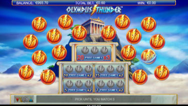 Olympus Thunder screenshot (7)