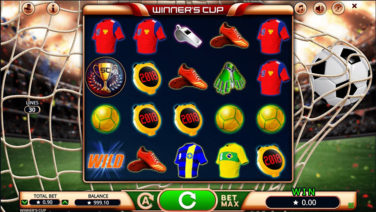 Winner's cup screenshot 1