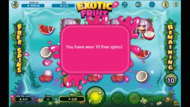 exotic fruit screenshot (2)