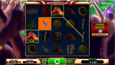winner's cup screenshot 2