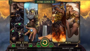 Demi Gods II screenshot (2)