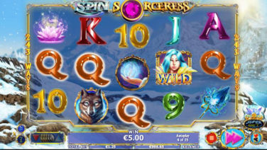 Spin Sorceress screenshot 3