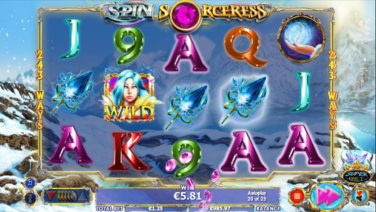 Spin Sorceress screenshot 4