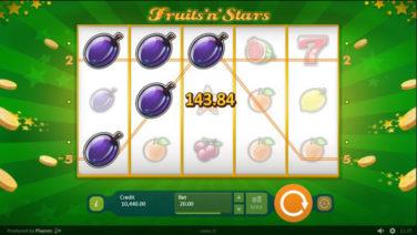 fruits and stars screenshot (1)