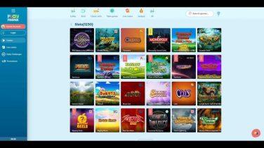 playfrank casino screenshot (2)