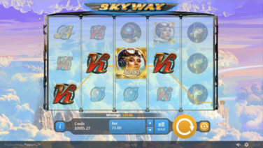 sky way screenshot 3