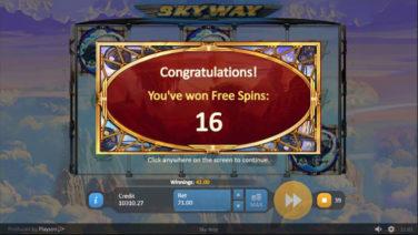 sky way screenshot 4