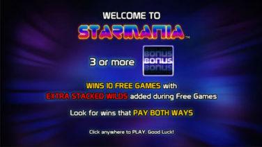 starmania screenshot 1
