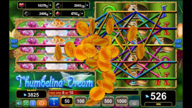 thumbelina's dream screenshot (3)