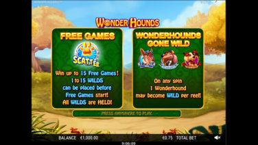 wonder hounds screenshot (2)