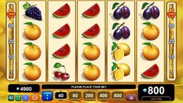 40 hot & cash screenshot (2)