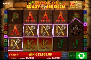 Book of Crazy Chicken Golden Nights screenshot (3)