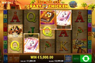 Book of Crazy Chicken Golden Nights screenshot (5)