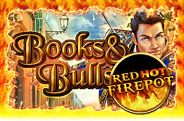 Books & Bulls Red Hot Firepot
