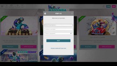 Karamba Casino screenshot (5)