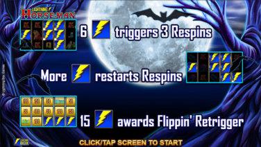 Lightning Horseman screenshot (1)