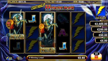 Lightning Horseman screenshot (7)