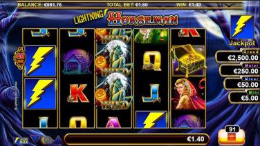Lightning Horseman screenshot (8)