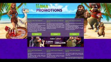 Llama Gaming Casino screenshot (4)