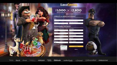 Llama Gaming Casino screenshot (5)