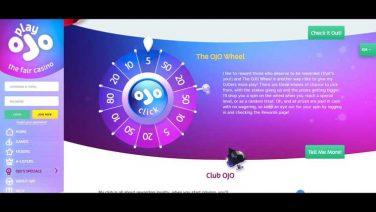PlayOjo Casino screenshot (5)