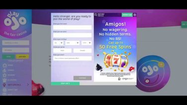 PlayOjo Casino screenshot (6)