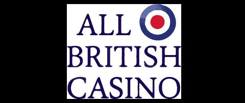 All British Casino Welcome Bonus £100 + 10% Cashback
