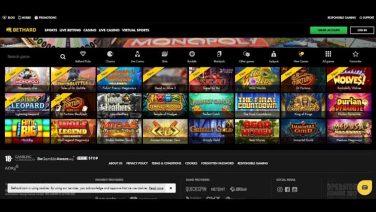 bethard casino screenshot (4)