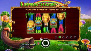 leprechaun song screenshot (2)