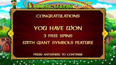 leprechaun song screenshot (3)