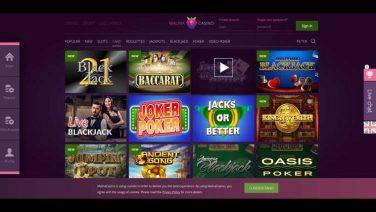malina casino screenshot (3)