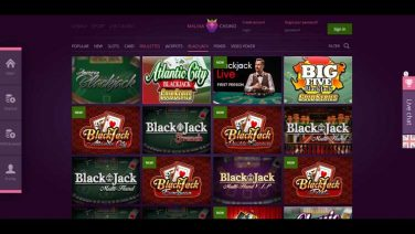 malina casino screenshot (4)