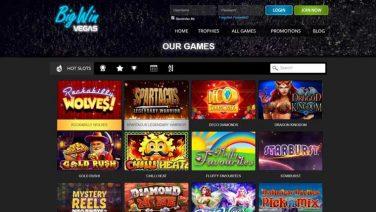 Big Win Vegas Casino screenshot (4)