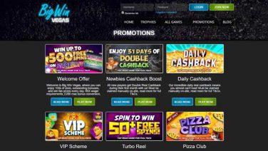 Big Win Vegas Casino screenshot (5)