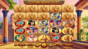 Egyptian Dreams Deluxe screenshot (3)