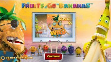 Fruits Go Bananas screenshot (1)