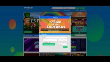Monster Casino screenshot (2)