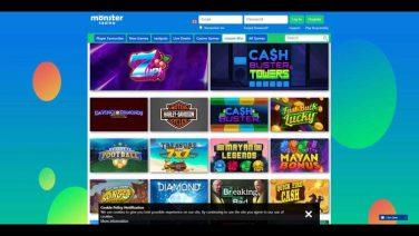 Monster Casino screenshot (4)