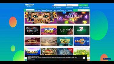 Monster Casino screenshot (6)
