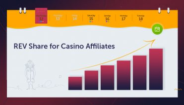 10+ Best Casino Affiliate Programs for Revenue Share