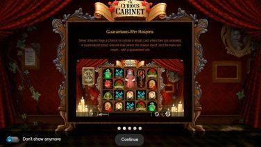 The Curious Cabinet screenshot (1)