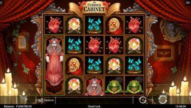 The Curious Cabinet screenshot (2)